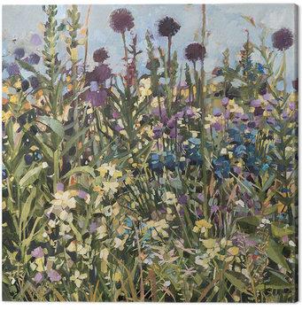 Canvastavla Anne-Marie Butlin - Bee Border