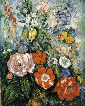 Canvastavla Bouquet of Flowers