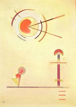 Canvastavla Composition, 1929