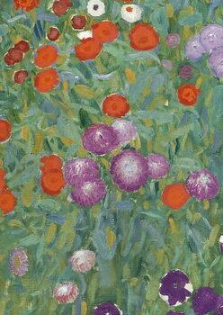 Canvastavla Flower Garden