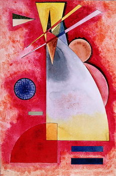 Canvastavla Intermingling, 1928