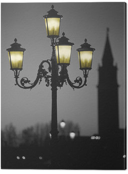 Canvastavla Lee Frost - Venetian Twilight
