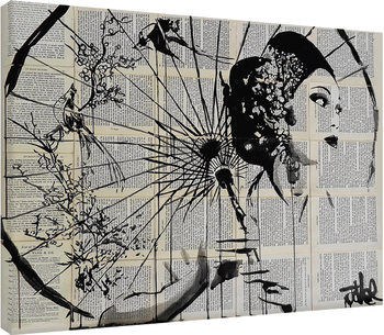 Canvastavla Loui Jover - Blossom