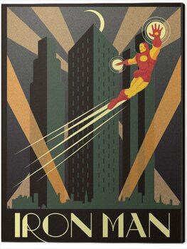 Canvastavla Marvel - Iron Man