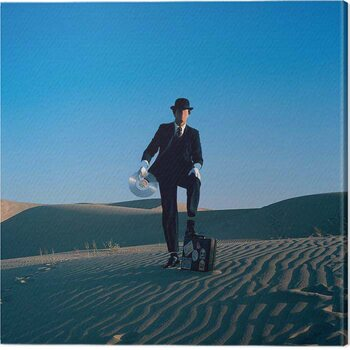 Canvastavla Pink Floyd - Invisible Man