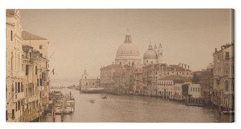 Canvastavla Rod Edwards - Canal Grande, Venice