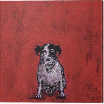 Canvastavla Sam Toft - Small Dog