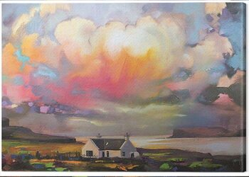 Canvastavla Scott Naismith - Duirinish Skye