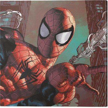 Canvastavla Spider-Man - Web Sling