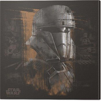 Canvastavla Star Wars: Rogue One - Tank Trooper Black