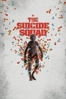 Canvastavla Suicide Squad 2 - Weasel
