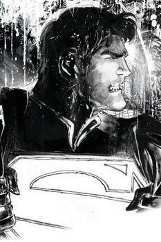 Canvastavla Superman - Secret Identity