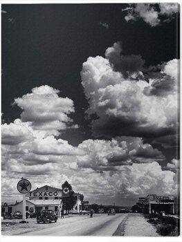 Canvastavla Time Life - Route 66, Arizona