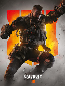 Canvastavla  Call of Duty: Black Ops 4 - Ruin