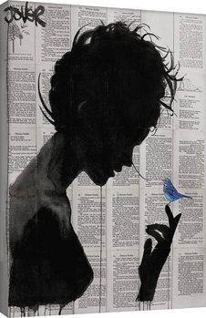 Bilden på canvas Loui Jover - Poetica