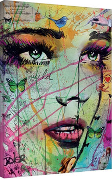 Canvastavla  Loui Jover - Wild Things
