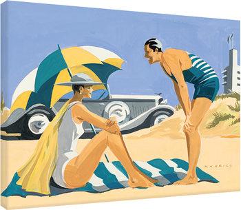 Canvastavla  Mike Maurice - Sand Dunes