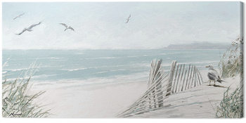Canvastavla  Richard Macneil - Coastal Dunes