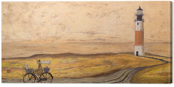 Canvastavla Sam Toft - A Day of Light