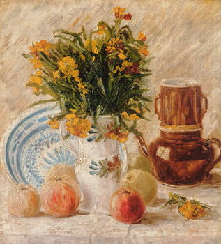 Canvastavla Still Life, 1887