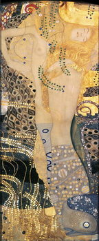 Canvastavla Water Serpents I, 1904-07