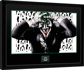 Gerahmte Poster DC Comics - Killing Joke