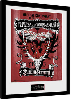 Gerahmte Poster Harry Potter - Triwizard