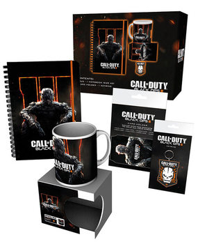 Call of Duty: Black Ops 3 Bilježnica