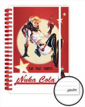 Fallout 4 - Nuka Cola Bilježnica