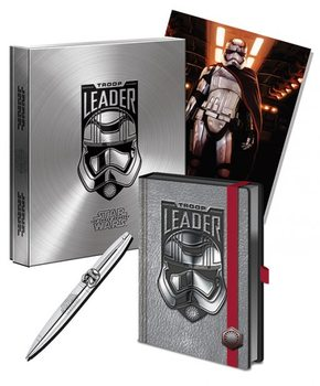 Star Wars Ep7 - Captain Phasma Premium Stationery Box Set Bilježnica