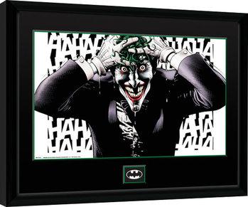 Indrammet plakat DC Comics - Killing Joke