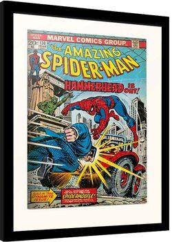 Indrammet plakat Marvel - Amazing Spider-Man