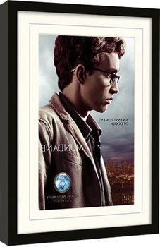 Indrammet plakat THE MORTAL INSTRUMENTS : DÆMONERNES BY – simon