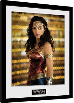 Indrammet plakat Wonder Woman 1984 - Solo