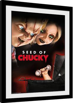 Chucky - Seed of Chucky indrammet plakat