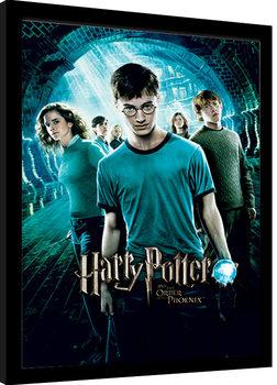 Harry Potter - Order Of The Phoenix indrammet plakat