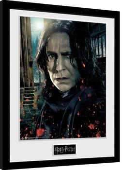Harry Potter - Snape indrammet plakat