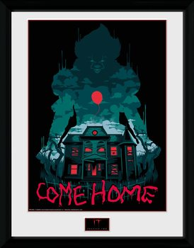 IT del 2 - Come Home indrammet plakat