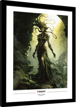Magic The Gathering - Vraska, The Unseen indrammet plakat