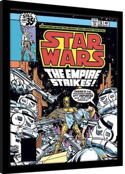 Star Wars - Rebel Spy indrammet plakat