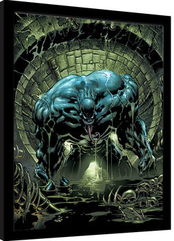 Venom - Sewer Dweller indrammet plakat