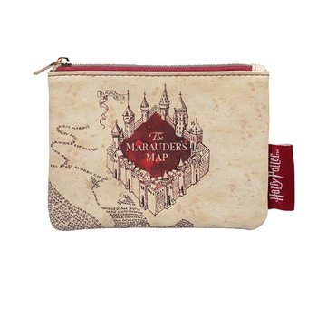 Billetera Harry Potter - Marauders Map