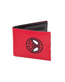 Billetera Spider-man Spidey Face Mask Bifold
