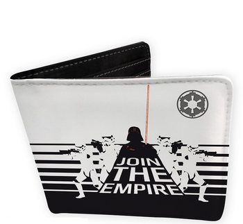 Billetera Star Wars - Join The Empire