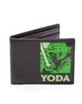 Billetera  Star Wars - Master Yoda