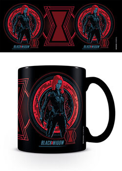 Taza Black Widow - Off the Grid