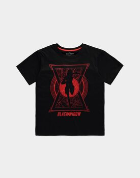 T-Shirt Black Widow - World Saviour