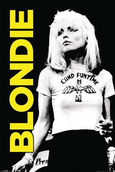 Blondie - Camp Funtime - плакат (poster)