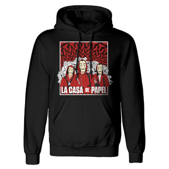 Money Heist (La Casa De Papel) - Group Shot Bluse