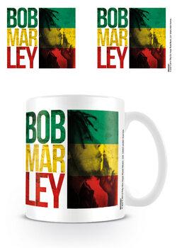 чаша Bob Marley - Smoke